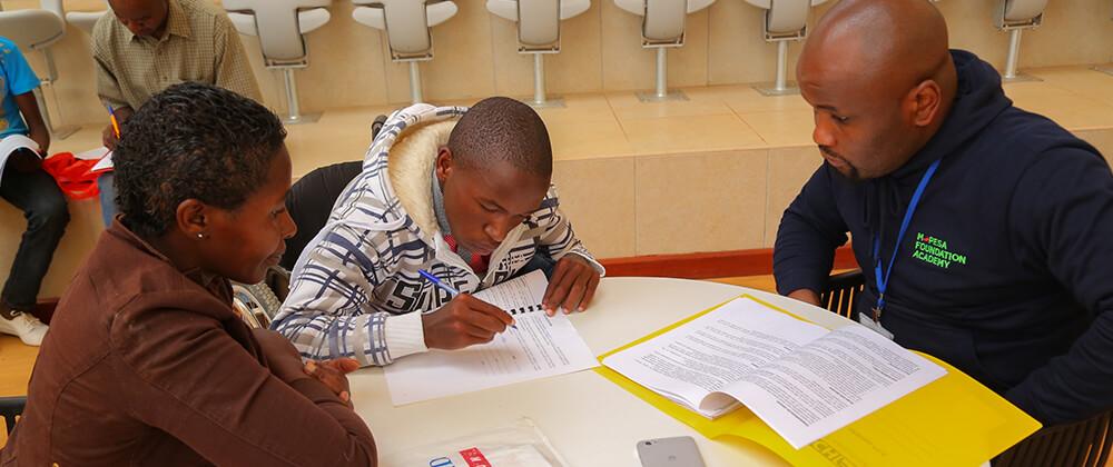 Why M-PESA Foundation Academy