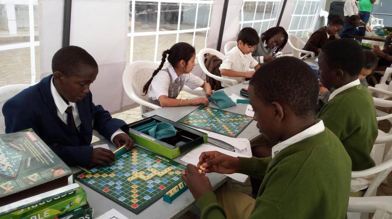 Open Scrabble Championship 2017