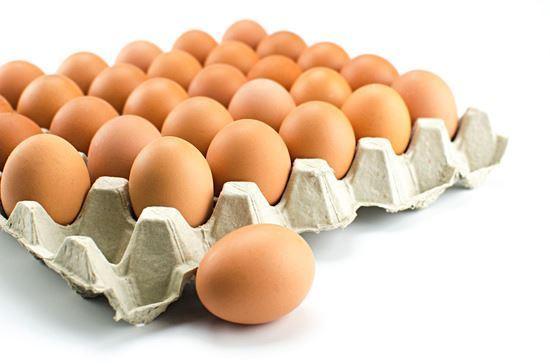 Eggs Per Tray